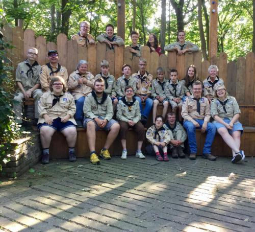 Scout Angels
